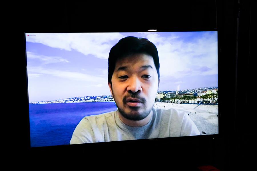 20A8392 インスピレーションを与える食、そして料理人の役割——松嶋啓介/古田秘馬