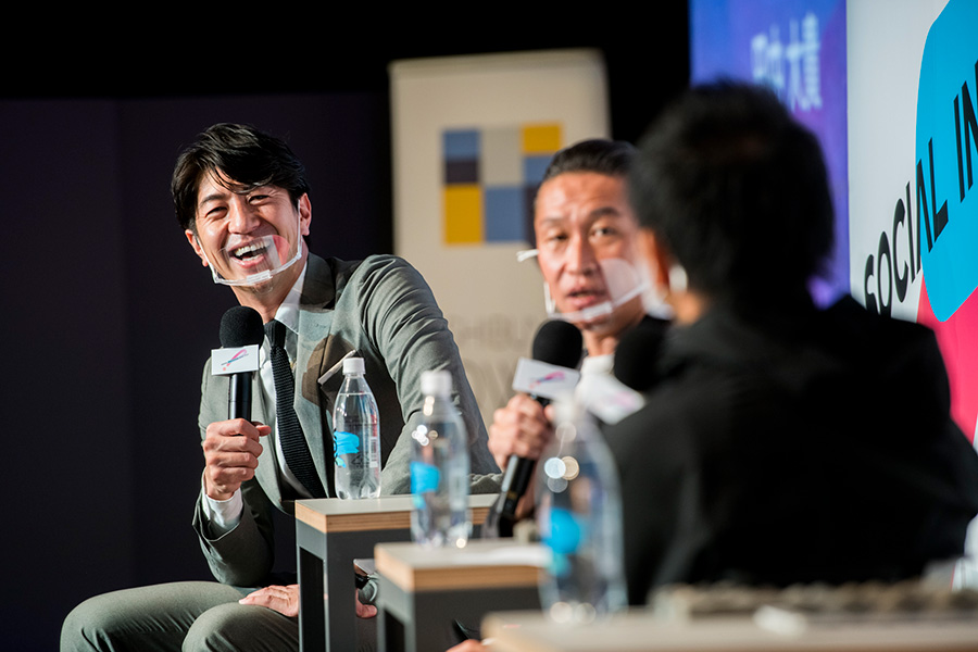 "SAI0944 ""渋谷生まれ""のプロチームへ。コミュニティと文化をグロースさせるスポーツの可能性——田中大貴/岡野雅行"