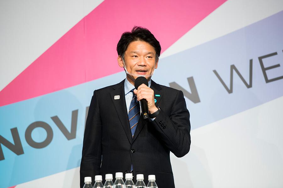 SAI8619 コロナ禍で実現する「つながる東京」。DX推進の未来のためにできること——宮坂学