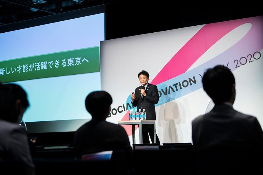 SAI8669 コロナ禍で実現する「つながる東京」。DX推進の未来のためにできること——宮坂学