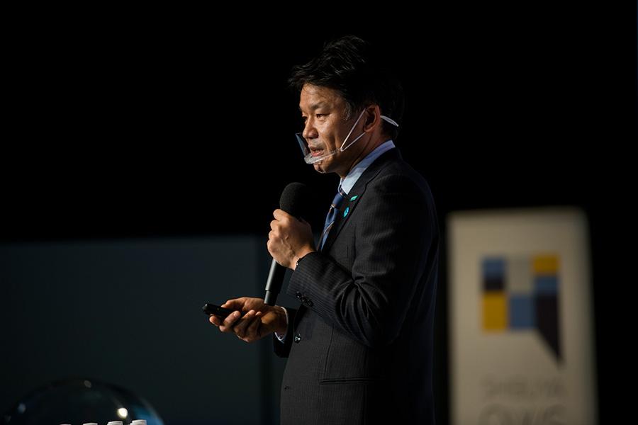 SAI8683 コロナ禍で実現する「つながる東京」。DX推進の未来のためにできること——宮坂学