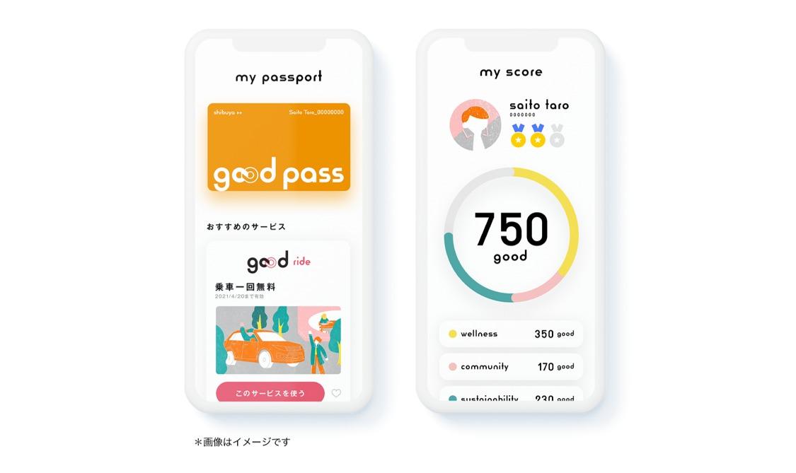 app_goodpass shibuya good ride