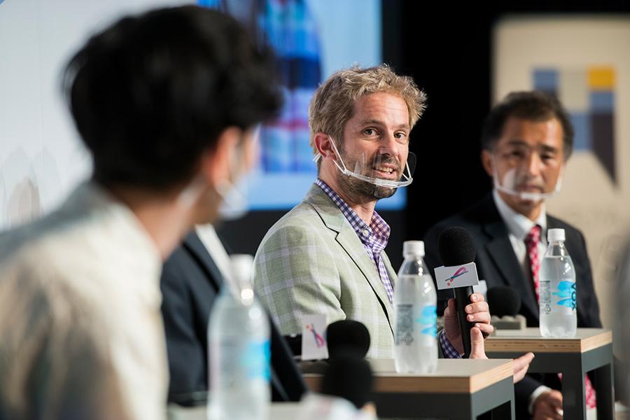 SAI1317 オープンかつ多様であることがスタートアップに必要なイノベーションを起こす——石井芳明/Justin Waldron/Jonathan Siegel/Daniel Heffernan/田坂克郎