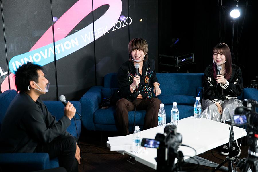 20A7406 2人のミレニアル起業家が語る、泥臭くも新しい経営——片石貴展/辻愛紗子