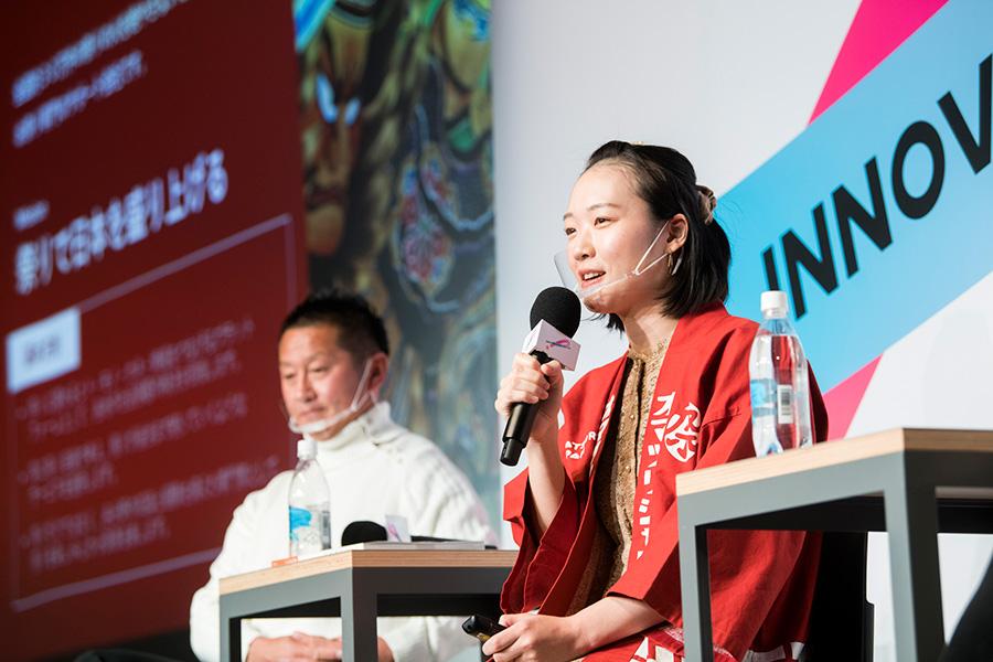 SAI0011 祭りは変化を続ける。SBNRを通してみる精神と文化の柔軟性——加藤優子/渡邉賢一