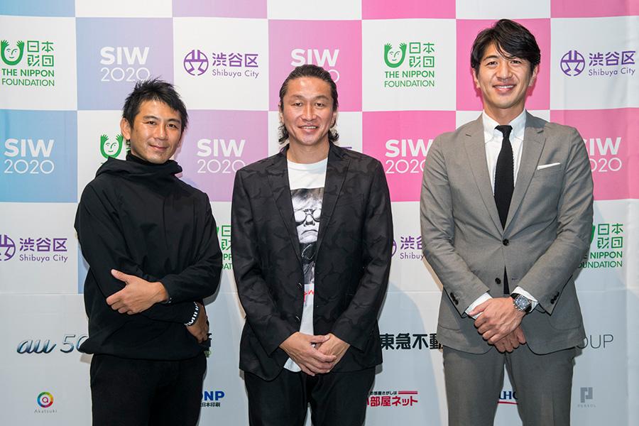 "SAI1057 ""渋谷生まれ""のプロチームへ。コミュニティと文化をグロースさせるスポーツの可能性——田中大貴/岡野雅行"