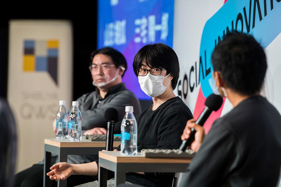 SAI9720 エージェントとしてのAIとともに、優しい社会の未来を描く——山田胡瓜/三宅陽一郎