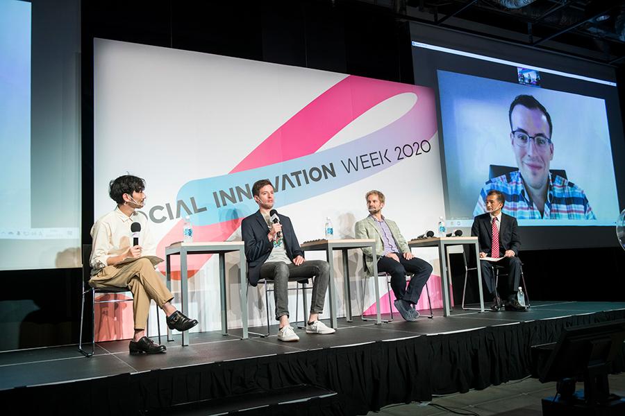 SAI1333 オープンかつ多様であることがスタートアップに必要なイノベーションを起こす——石井芳明/Justin Waldron/Jonathan Siegel/Daniel Heffernan/田坂克郎